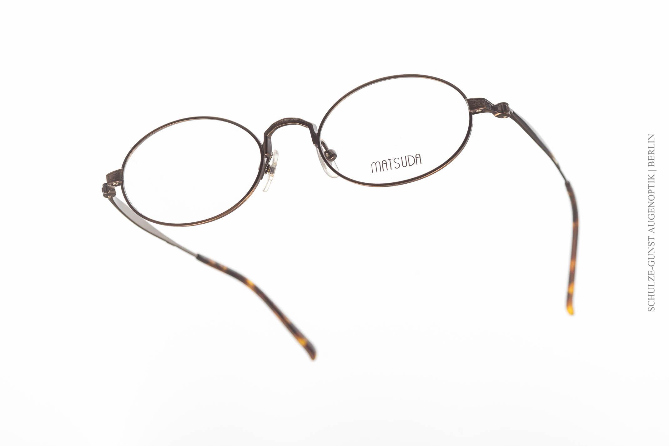 7013-matsuda-m3017-brillen-titan-fassung-vollrand-leicht-klassisch-metallbrillen