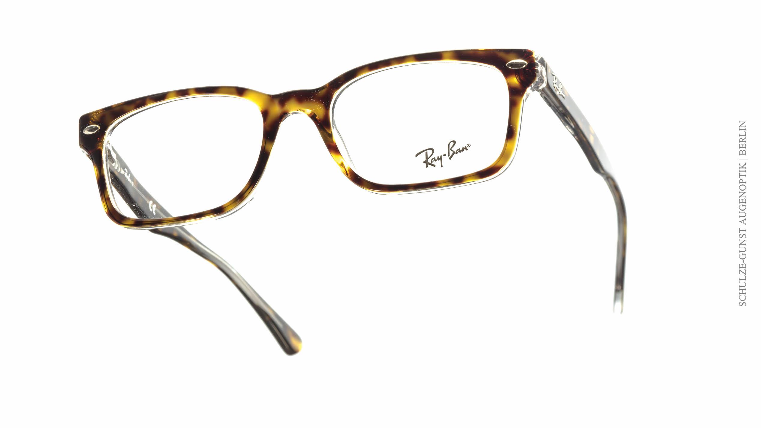 ray ban herrenbrille braun