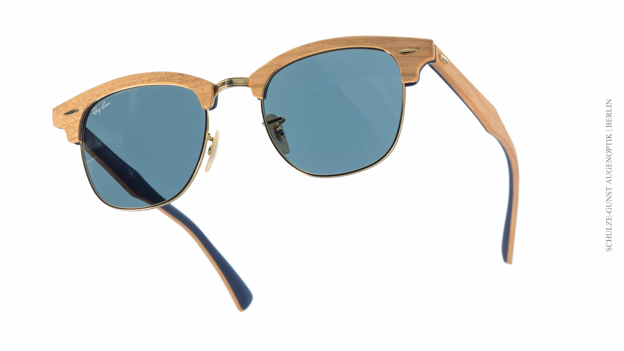ray ban brillen metall