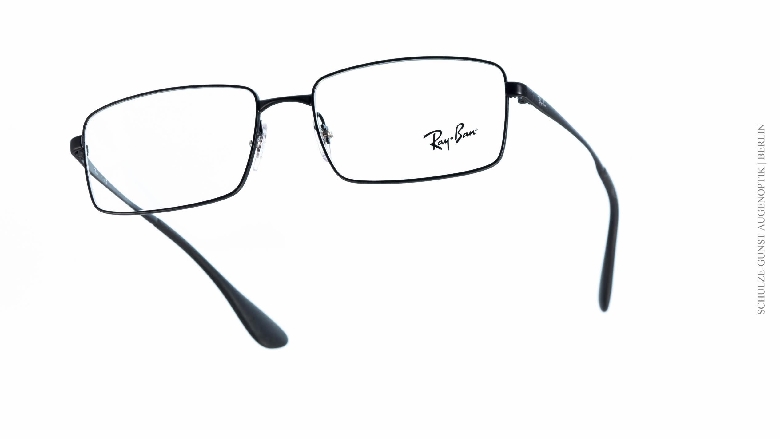 ray ban brillen metall