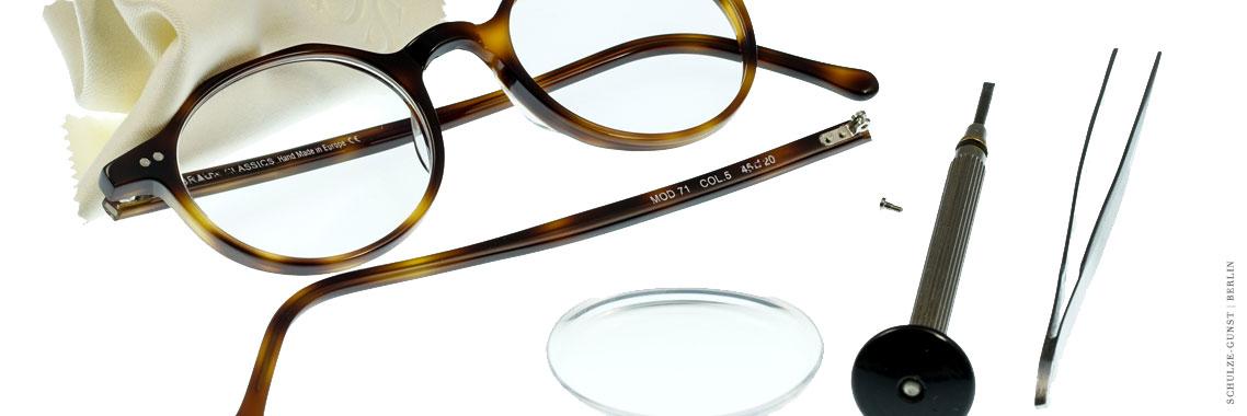 Optiker: Werkstatt von Schulze-Gunst Augenoptik in Berlin Lichterfelde-West