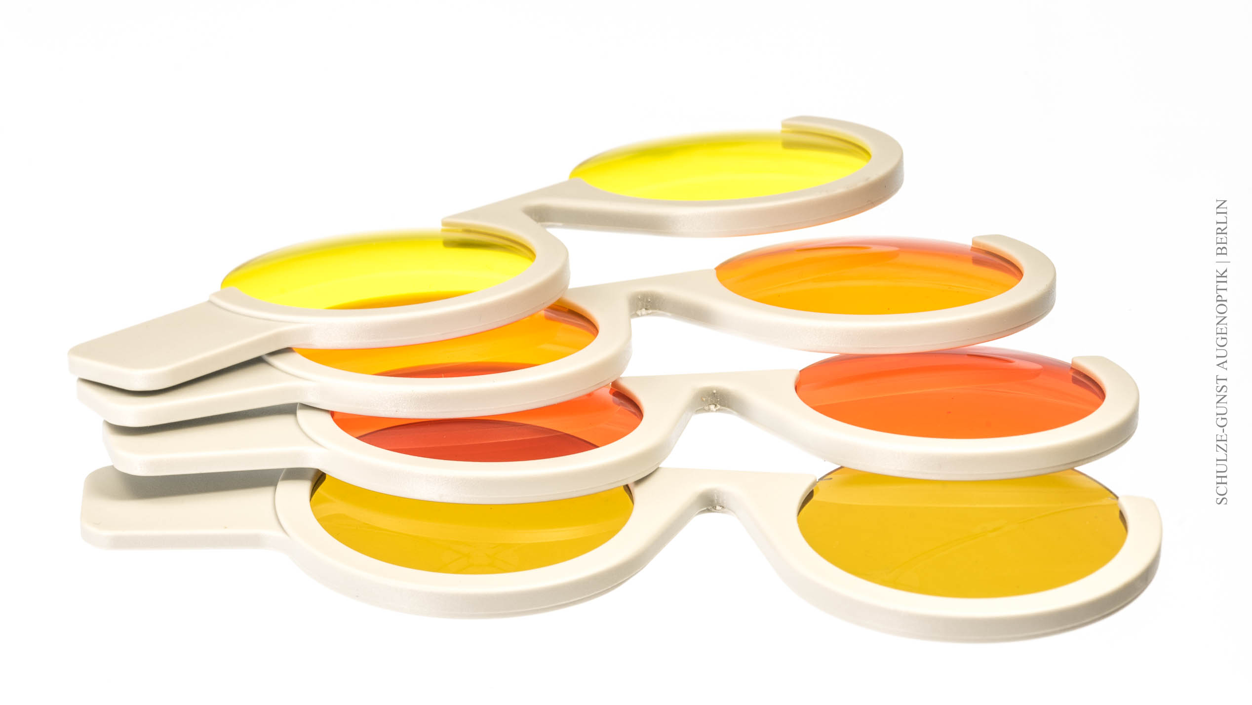 Kantenfilter - vergrößernde Sehhilfen